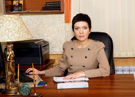 Косицына Наталья Владимировна – руководитель салона красоты «Фике»
